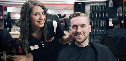 Sport Clips Haircuts of Princeton ​ stylist hair cut